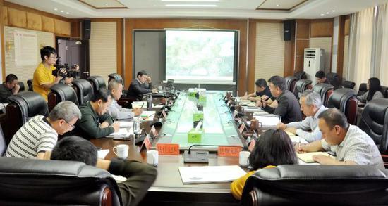 县规委会召开2019年第二次专题会议