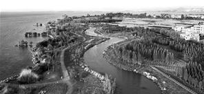 晋宁南滇池国家湿地公园 晋宁区委宣传部供图