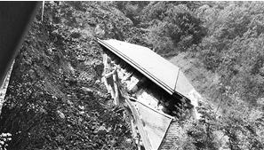 云南野生动物园表演台北侧发生土体下滑 无人员伤亡