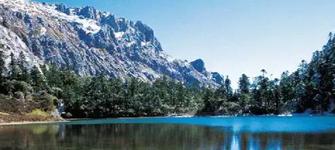 相约石卡雪山,走进神山圣湖