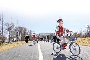 从阳南溪到才村 大理洱海12公里生态廊道开放