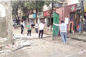 消防通道被占用频发 云南开展集中整治行动