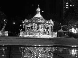 呈贡首个夜间经济示范区亮灯 吹响发展号角