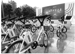 共享助力车具有脚踏功能