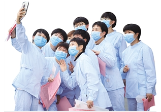 【武汉传真】云南支援湖北医疗队今起陆续返乡