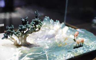 2019云南文博会丨怒江玉雕文化正在走向世界