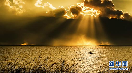 高清丨 云南高原湖泊水质向好 泸沽湖美出天际
