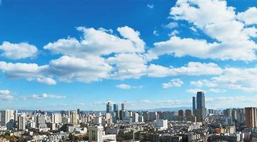 昆明市11月空气质量呈贡区排第一