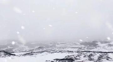 """强冷空气来袭云南""""断崖式""""降温"""