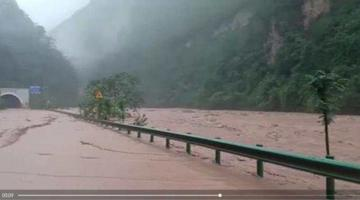 云南昭通洪涝灾害已造成3万多人受灾