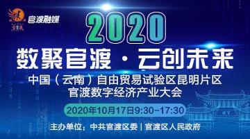 直播丨云南自贸区昆明片区官渡区数字经济产业大会