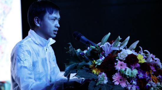 白凤凰创始人、广东天合茶盟茶业有限公司董事长刘志森