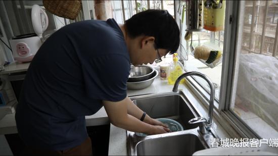 洗洗干净,再测一次。