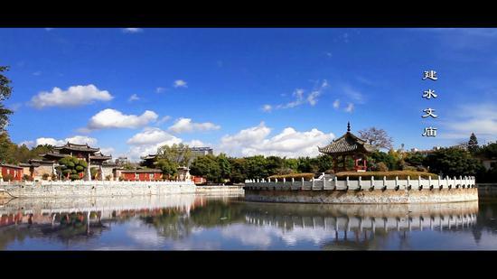 建水古城景二