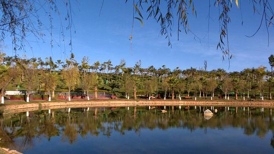 五龙湖景二