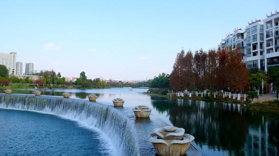 桃源湖公园