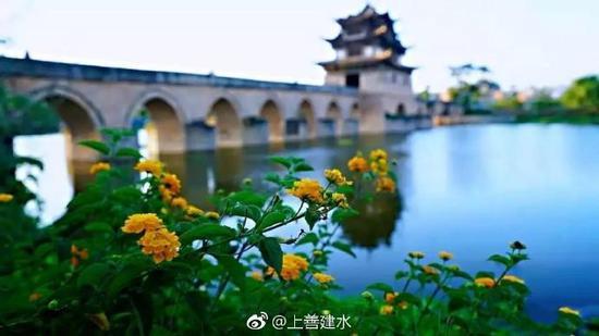 (图片@微信公众号上善建水)