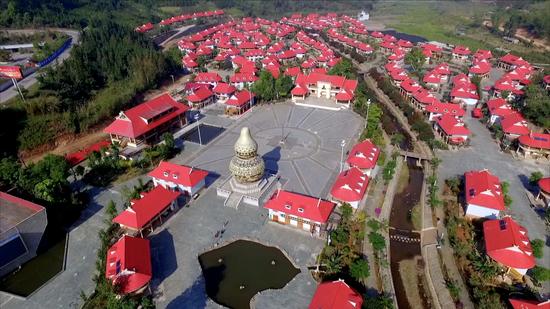 沧源佤族自治县葫芦小镇