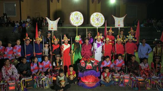 民族团结丨镇沅九甲挖掘传承民族文化 做大各族群众团结和谐的