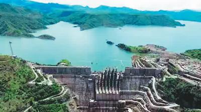"""埃塞俄比亚吉布Ⅲ水电站由中方承建,有""""非洲三峡工程""""美誉"""
