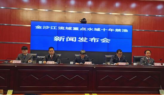 7月1日起金沙江(长江干流)流域重点水域实施10年禁捕