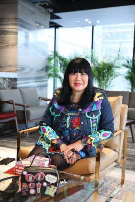 国际大牌设计师安娜苏