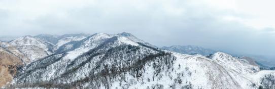 保山隆阳:雪景美如画