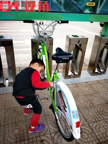 共享单车火爆之后,公共自行车该何去何从?