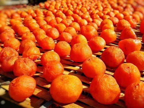 云品丨美呆了!有一种乡愁叫云南宣威西泽的柿子红了