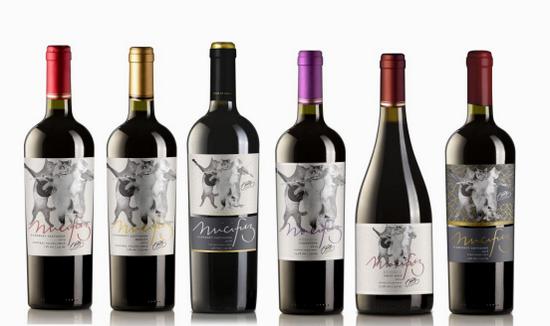 云南威年华国际酒业进出口贸易有限公司 智利猫王-蜜思福葡萄酒系列