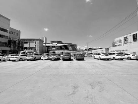 分流周边难解就近之需 路权不清管理无法统一  昆明智慧停车