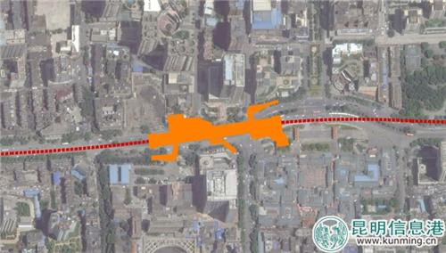 步行与公交地铁一体化衔接