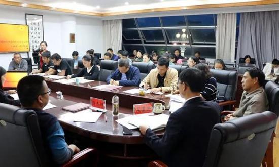 保山市委宣传部领导班子主题教育第一次集中学习读书班开班