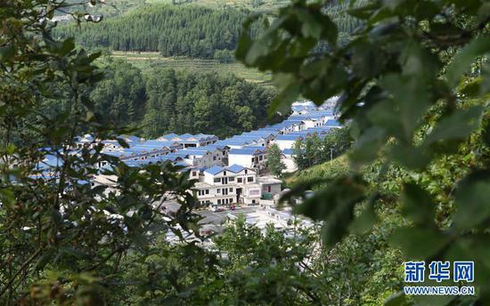 云南镇雄:大山里的美丽乡村