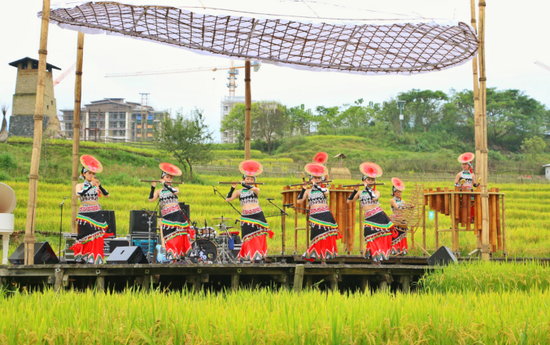 玛御谷第四届稻花鱼节在云南腾冲拉开序幕