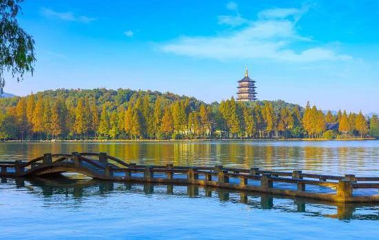 杭州西湖(网络图片)