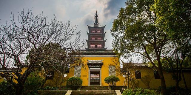苏州铜观音寺寻找一份佛缘