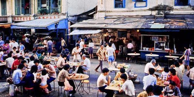 八十年代初的新加坡生活