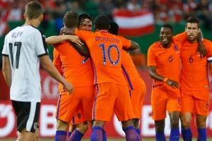 热身-新锋霸+纽卡悍将连场破门 荷兰2-0奥地利