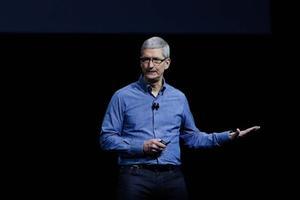 苹果CEO库克回应欧盟处罚:在爱尔兰没有特权