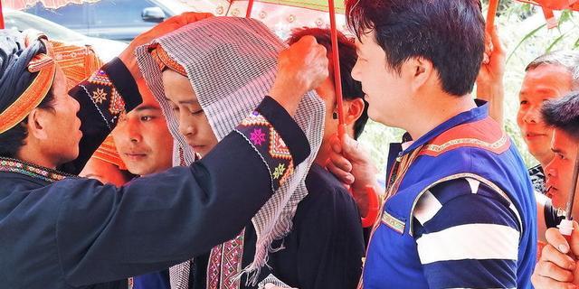 嫁郎:独特的瑶族婚俗