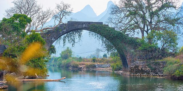 邂逅广西最美古桥