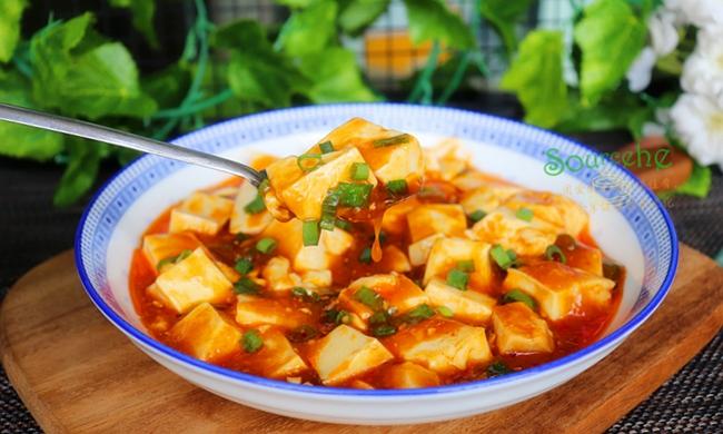 快手家常菜,特别下饭的麻辣豆腐