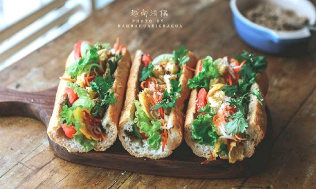 《越南法棍》&《猪肝酱》