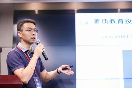 威创股份产业投资部董事总经理郭晓乐