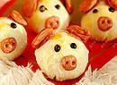蛋黄酥小猪