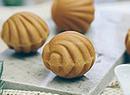 珍珠贝壳小面包