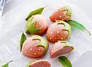 玩转草莓馒头