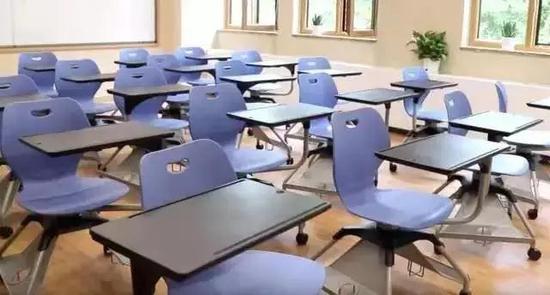 北京大学地学楼研讨教室