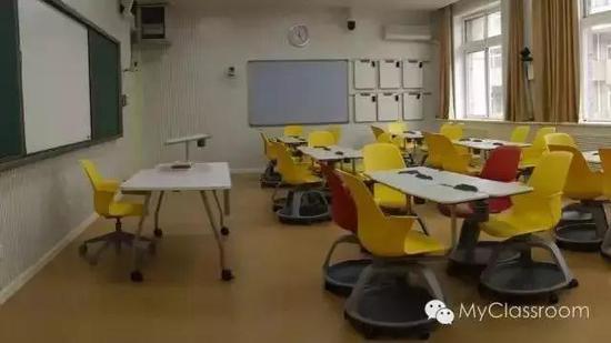 北京师范大学讨论教室
